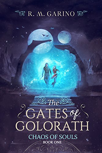 the Gates of Golarath is an amazing high fantasy 5 star series