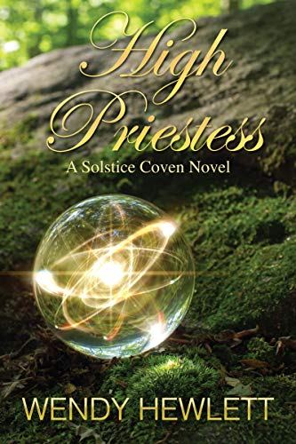 High Priestess by Wendy Hewlett is LGBTQ friendly! Witchy paranormal 4 stars