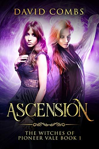 Acension by David Combs a modern witch fantasy 4 stars