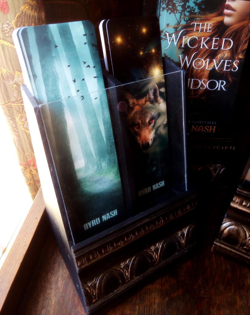 displays 2 bookmarks.
