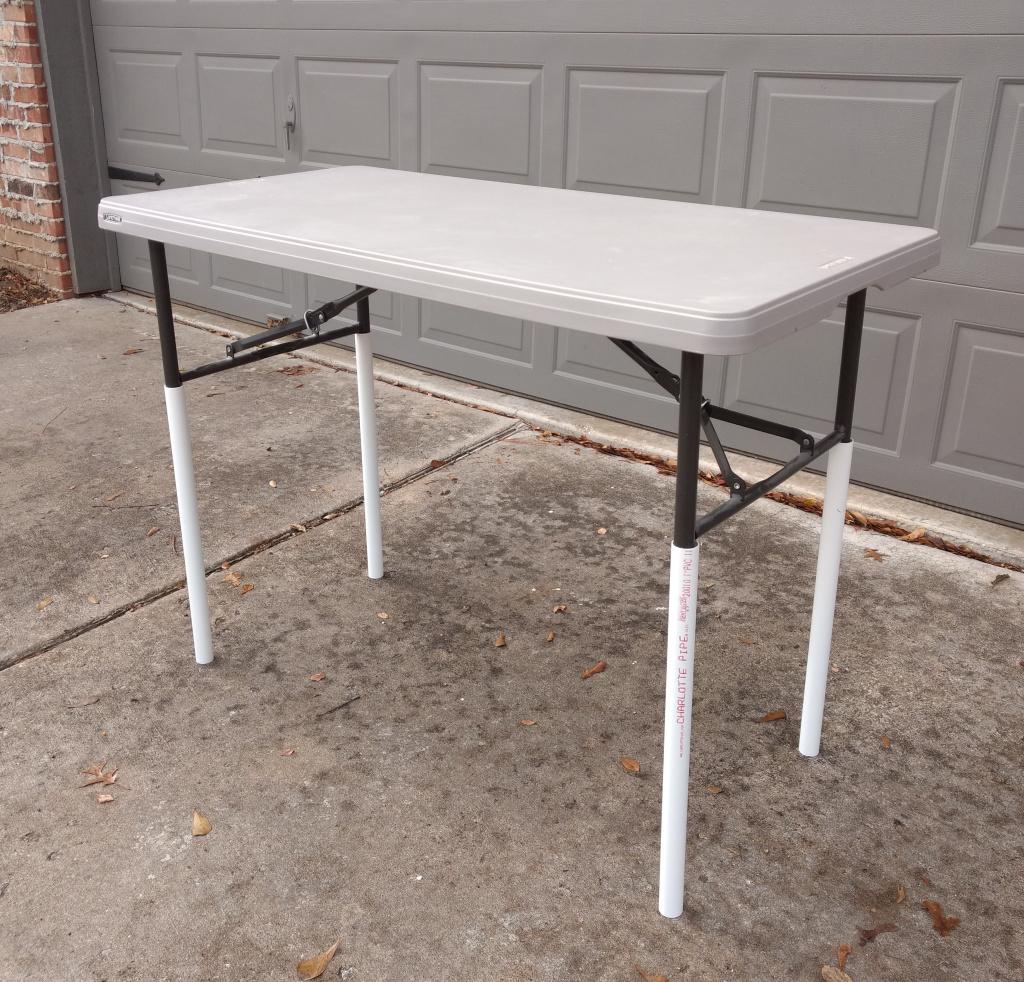 craft fair table risers