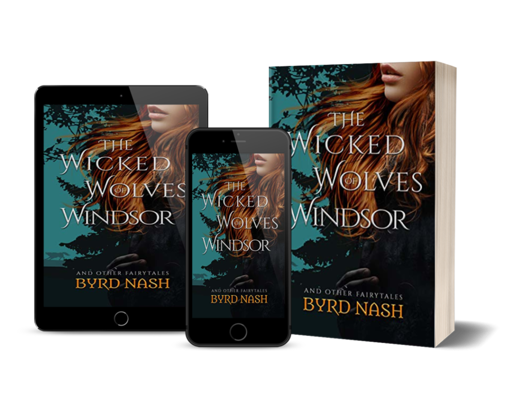 The Wicked Wolves of Windsor, powerful feminist fantasy stories