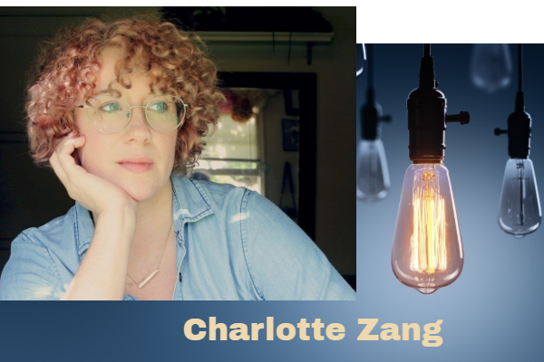 Charlotte Zang, horror writer is our guest today on the Book Wordy Podcast