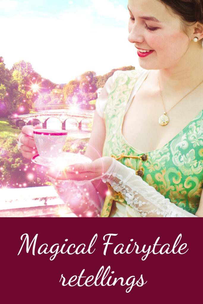 Magical Fairytale retellings: the Byrd Nash Romantic Fairytale collection.